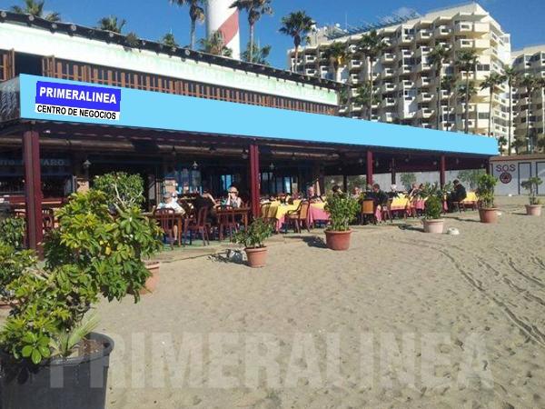 chiringuito playa restaurante malaga