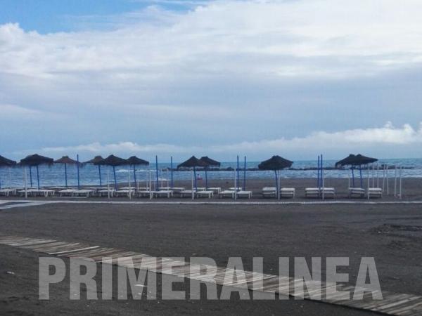 costa benalmadena traspaso playa terraza