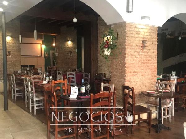 traspaso restaurante malaga centro historico