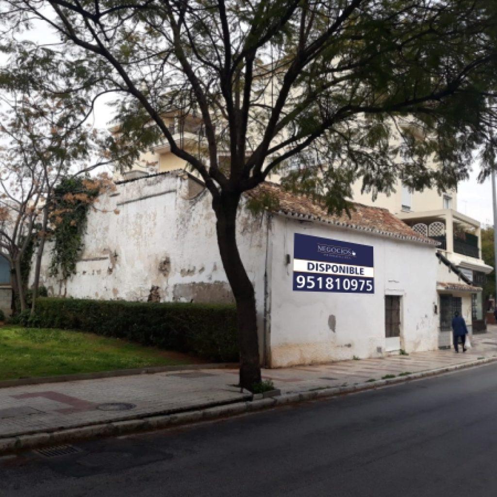 torremolinos malaga venta casa proyecto